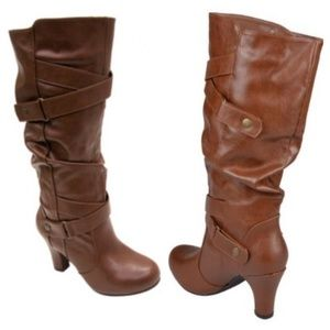 Madden Girl Pin Up Boots